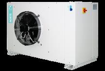 Seria UV – agregaty skraplające o zmiennej wydajności