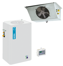Seria CS  - urządzenia rozdzielone tzw. splity chłodnicze i mroźnicze